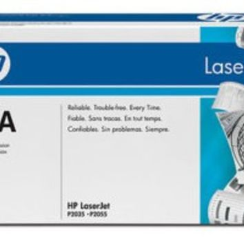 Printer Essentials For Hp Laserjet P2035/P2055 - Soy-Ce505A Toner