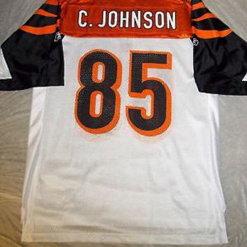 CHAD JOHNSON CINCINNATI BENGALS NFL REPLICA JERSEY