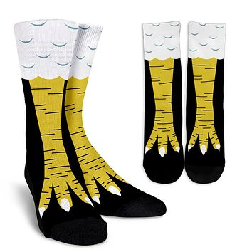 Chicken Feet Socks