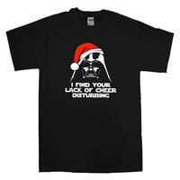 star wars ugly christmas T-shirt unisex adults