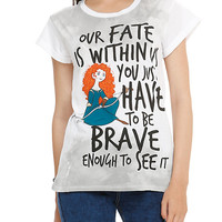 Disney Brave Our Fate Within Us Girls T-Shirt