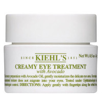 Creamy Eye Treatment with Avocado, Skincare and Body Formulations - Kiehl's Since 1851