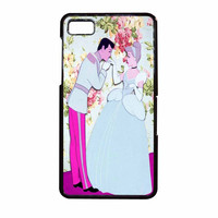 Cinderella Floral Party BlackBerry Z10 Case