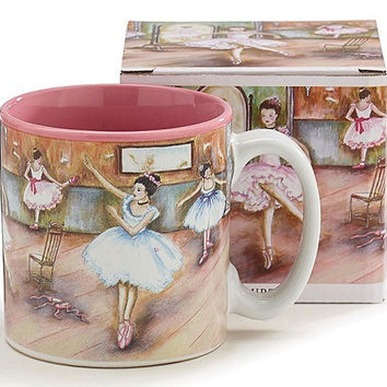 burton & Burton Ballet Dance 13oz Coffee Mug