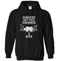 Someone Get This Drummer -- A Beer