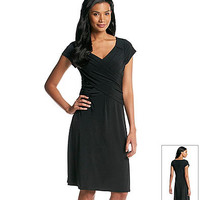 Notations® Solid B-Slim Dress at www.bonton.com