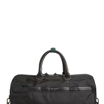 Men's Ted Baker London 'Grainz' Nylon Bag - Black