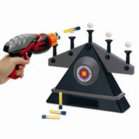 The Hovering Target Shooting Game