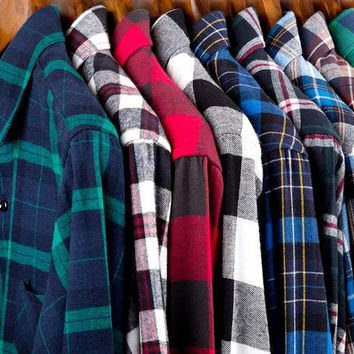 Mystery New Flannels, All Colors & Sizes