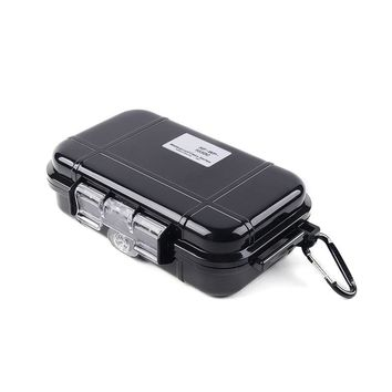 1Pcs Mini Dry Box For Outdoor Survival Tool Moisture-proof, shockproof, anti-pressure waterproof box For EDC Tools