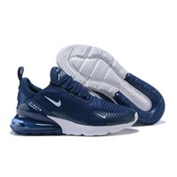 Nike Air 270 Nike Air Max 270 White Navy Blue