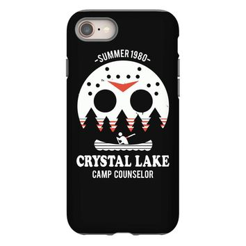 crystal lake camp counselor iPhone 8