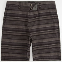 Billabong Peterson Stripe Mens Shorts Black  In Sizes