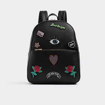 Weddingcake Midnight Black Women's Backpacks & duffles | ALDO US