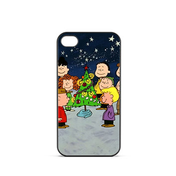 A Charlie Brown Christmas iPhone 4 / 4s Case