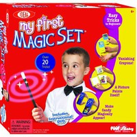 POOF-Slinky 0C486 Ideal My First Magic Set with Instructional DVD