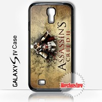 Samsung Galaxy S4 Case Assassin's Creed 2 - S4 i9500 Cover