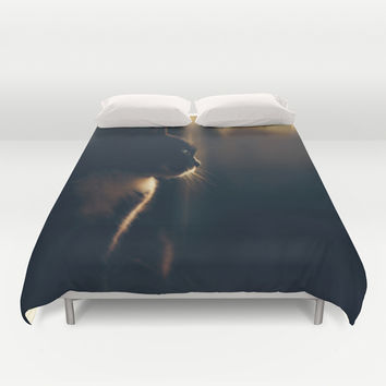Daydreamer Duvet Cover by HappyMelvin