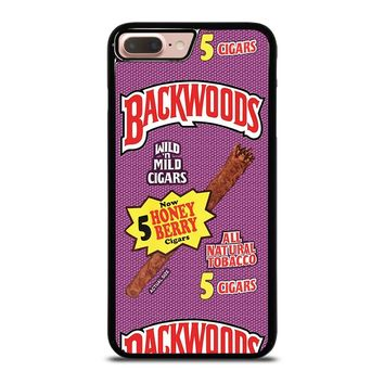ONLY BACKWOODS CIGARS iPhone 8 Plus Case