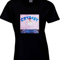 Melanie Martinez Crybaby Album Artwork Cover  Womens T Shirt