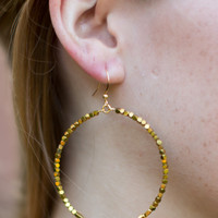 Betsy Pittard Designs Gibson Earring - Gold