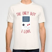 The only BOY i love! T-shirt by Alessandro Aru