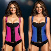 High Quality Bodysuit Women Waist Trainer Slimming Shapewear Training Corsets Cincher Body Shaper Bustier