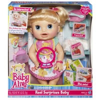 Baby Alive Real Surprise Baby