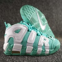 Nike Air More Uptempo Fashion and leisure sports shoes-1