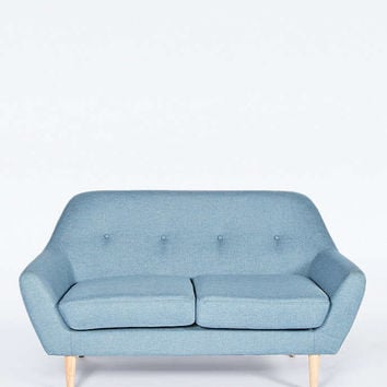 Sofia 2 Seater Sofa in Blue - Urban Outfitters