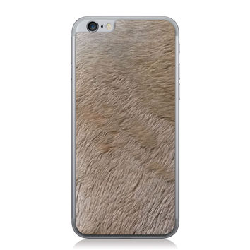Kangaroo Hair iPhone 6 Leather Back
