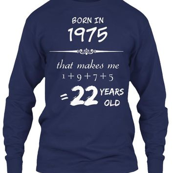 """Born in 1975 """" Limited Edition Hoodies"""