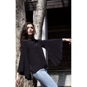Long sleeve shirt - Bastet Noir
