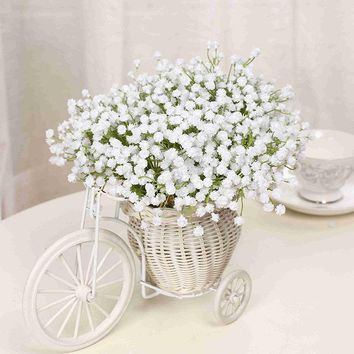 Single Branch Babysbreath Artificial Flowers Flower Home Wedding Decoration Shooting Props