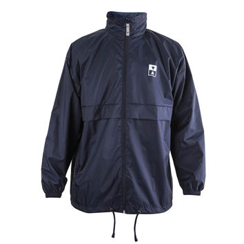 Pigalle Wave K-Way Jacket (Navy) – RSVP Gallery