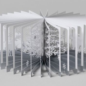 360° Book: Snowy World