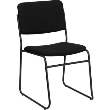 Flash Furniture HERCULES Series 1000 lb. Capacity High Density Stacking Chair with Sled Base, Multiple Colors - Walmart.com