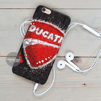 Art Work Beauty Splash Ducati   iPhone Case Cover Series