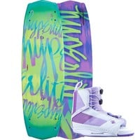 Hyperlite 2014 Jade w/ Jinx Boot Women's Wakeboard & Binding Package