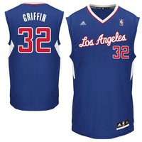NBA Los Angeles Clippers Blake Griffin #32 Youth Replica Alternate Jersey