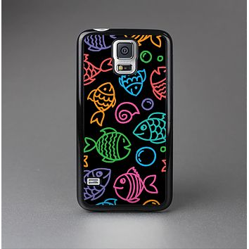 The Vector Color-FIsh Skin-Sert Case for the Samsung Galaxy S5