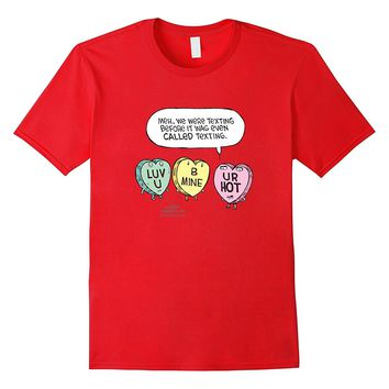 Speed Bump: Valentine's Day Sweethearts T-Shirt