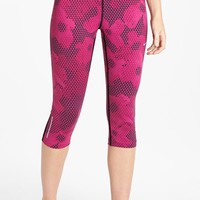 Nike 'Epic Run' Dri-FIT Print Capris