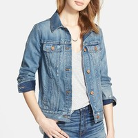 Women's Madewell Denim Jacket (Ellery)