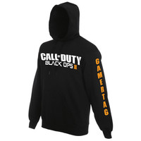 call of duty black ops 3 Hoody Hoodie xbox one ps4 COD free gamer tag added