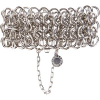 Women  -  All - Stella Mccartney Chunky Chain Bracelet - Bernard Boutique