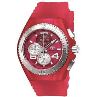 Technomarine Women's Cruise Quartz Stainless Steel and Silicone Casual Watch TM-115107