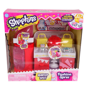 Shopkins™ Theme Playsets - Season 3 - Make-Up Spot