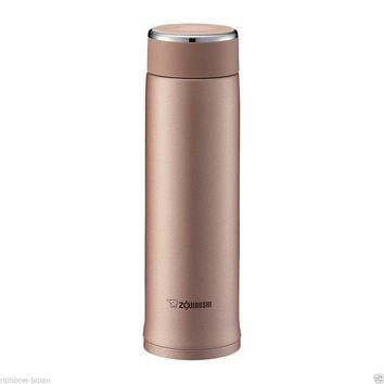 Zojirushi Stainless Steel Mug 480ml SM-LA48-NM Thermos Hot Coffee Water Bottle