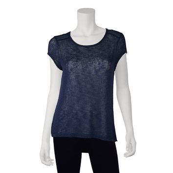 IZ Byer California High-Low Top - Juniors, Size: